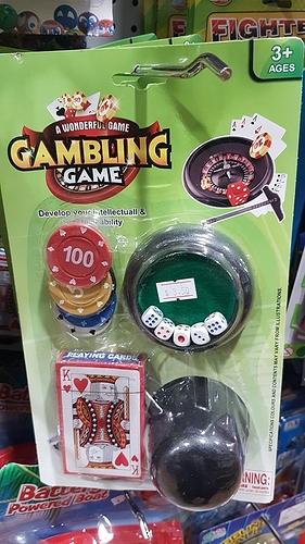 Kids-gambling
